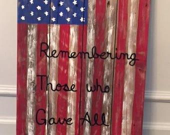 Remembering Flag