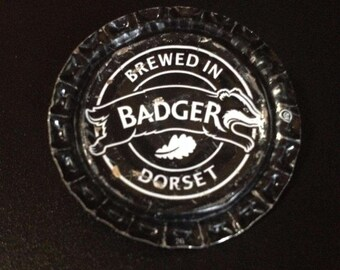 Badger beer badge