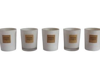HYGGE 5 Candle set