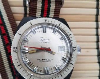 Vintage Swiss-made Joron Watch 1960's