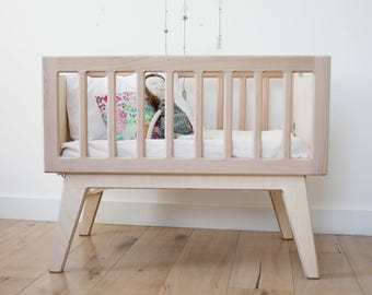 New Birch Plywood Cradle