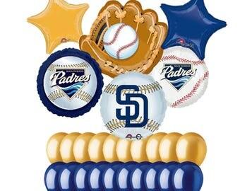 San Diego Padres Balloon Kit