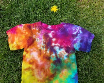 Toddler One of a Kind Tie Dye/Ice Dye!