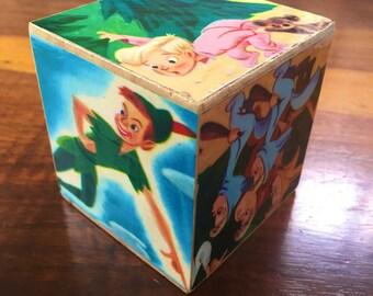 Peter Pan Story Block