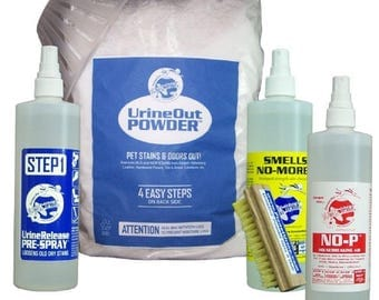 Ultimate I Pet Urine Odor Eliminator System
