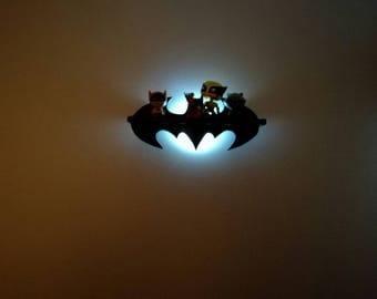 Batman shelf
