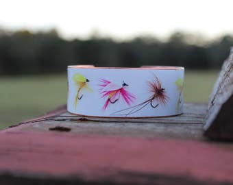 Fishing Lures Copper Cuff