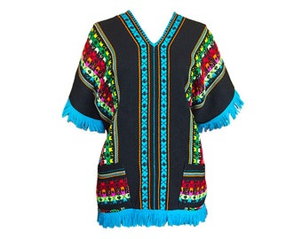 Vintage mexican Poncho
