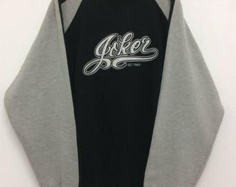Vintage Joker Los Angeles Sweatshirt / Sportwear