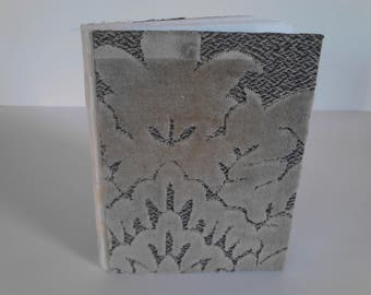 Poetry Journal Hand Made from reclaimed and recycled materials