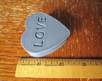 Small Heart-Shaped Box