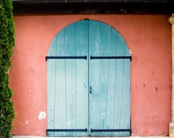 Provence Instant Download, Door Printable Art, French Instant Wall Art, Digital Art Travel, Downloadable Art