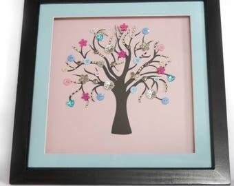 Summer sparkle tree