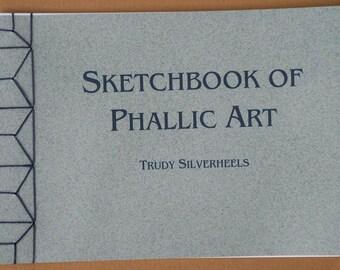 Sketchbook of Phallic Art