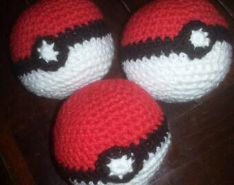 Plush Pokémon Balls