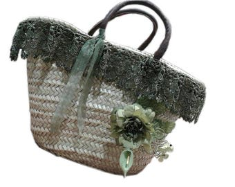 Straw bag Positano