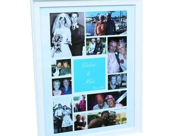 Personalised Anniversary Montage