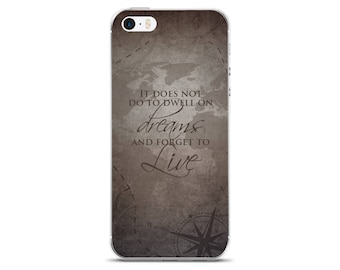 Harry Potter Phone Case Harry Potter iPhone 7 iPhone 6 iPhone 5 Harry Potter Hogwarts Phone Case Case It Does Not Do Book Quote Movie