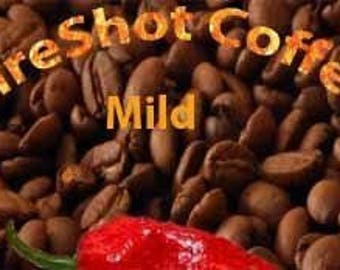FireShot Coffee Robust and Mild