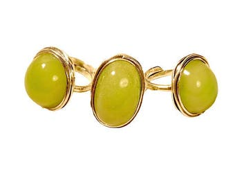 Natural Baltic Amber Cabouchon In Sterling Silver 925