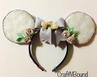 Aurora Inspired Disney Ears