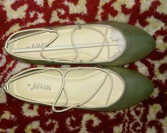 Girls Ballet Flats