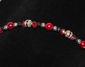Red Elegant Bracelet