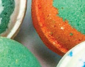 Bath bombs made to order