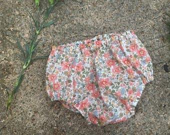 Liberty print tana lawn baby bloomers