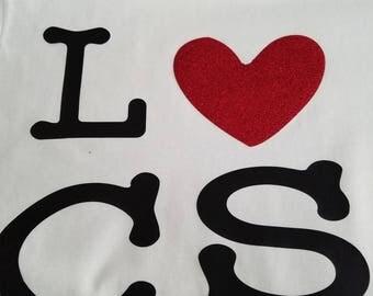 LOCS short sleeve shirt