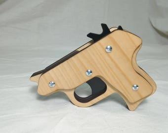 Rubber band gun LCP