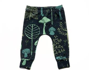 Night Forrest ORGANIC Child & Baby Leggings