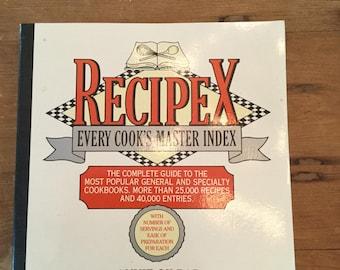 Recipe X: Every Cooks Master Index!