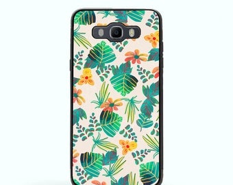 Samsung Galaxy J3 J5 J7 case Summer Flowers Pattern Galaxy J3 2016 case J5 2016 case J7 2016 case Samsung J3 2016 case Galaxy J5 2016