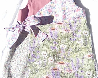 One of a kind Patchwork dress