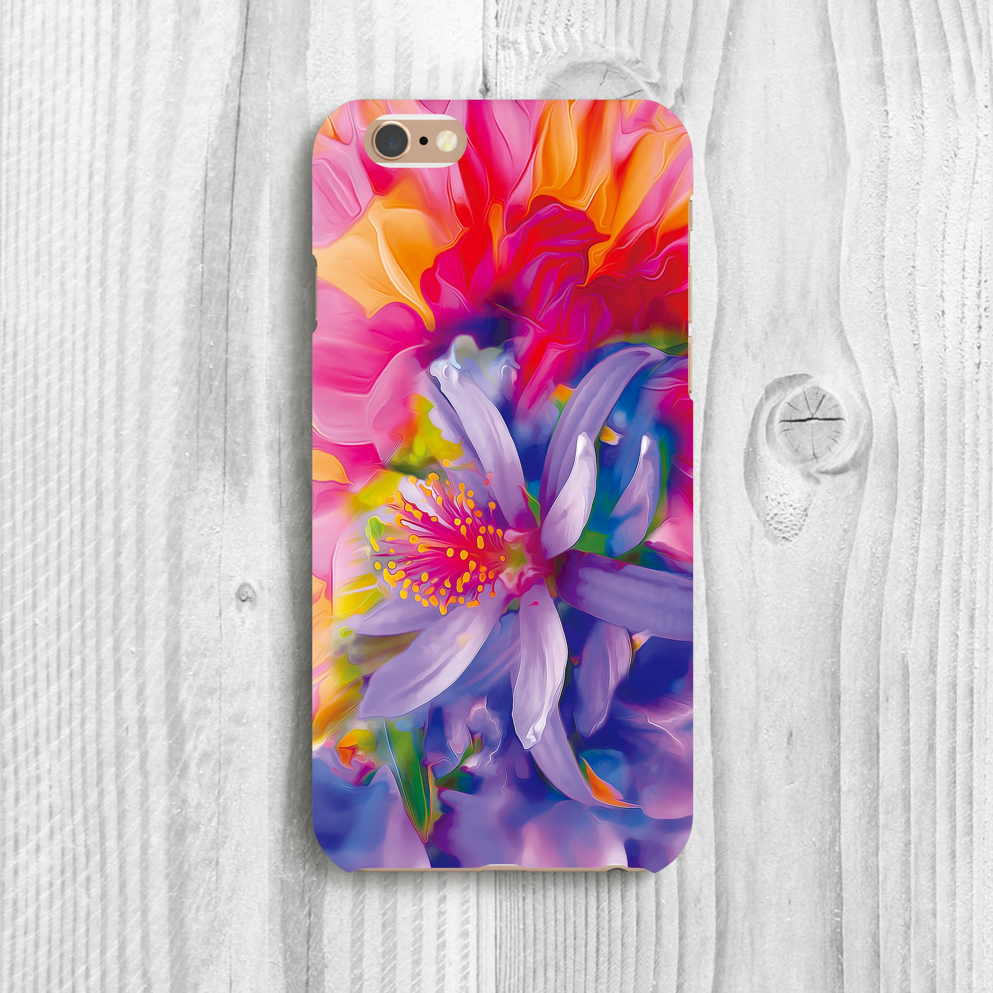 Electronics Cases Bags Purses Custom Hardcase Midnight Dots Iphone 4 5 5c 6 Plus 7 Case Flower Red Burst Of Emotion And Colors Samsung S 8 S7 Edge