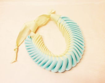 Fish Braid Necklace