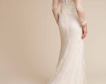 Anthroplogie Wedding Dress