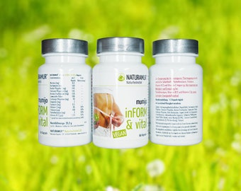 NATURAMUR® inFORM & vital (vegan)