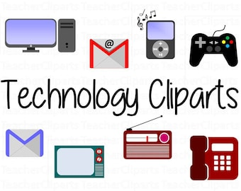 Technology Cliparts