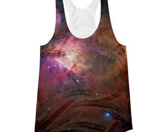 Veil Nebula Space Tank Top