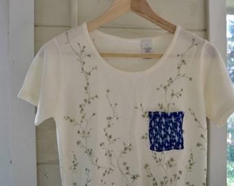 Bird Pocket Shirt