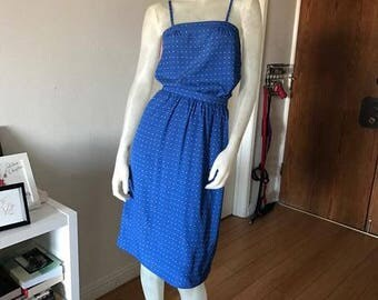 Vintage two piece skirt and top
