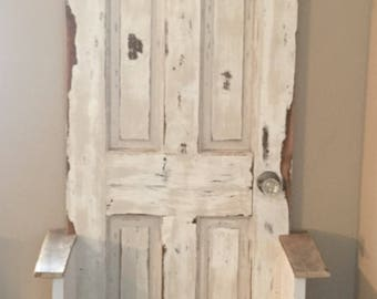 Antique Door Tree Hall