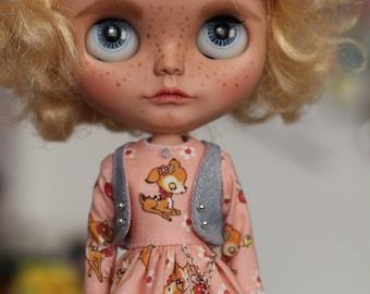 SALE romantic Blythe dress set