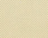 Thanksgiving Sale 10% Off Robert Kaufman Remix Diamond Lattice Gold Metallic Quilting Apparel Fabric BTY