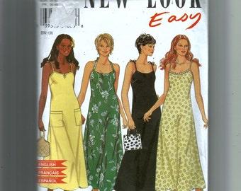 New Look Misses' Dress Pattern 6964