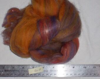 Blended Merino, Tencel, Silk Noil Roving 1-3/4 oz - ROV19