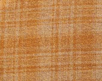 Marilyn's Butterscotch ~  Wool Fabric for Rug Hooking, Applique, Quilting and more