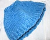 Runner's Hat/Ponytail Hat Knitting Pattern